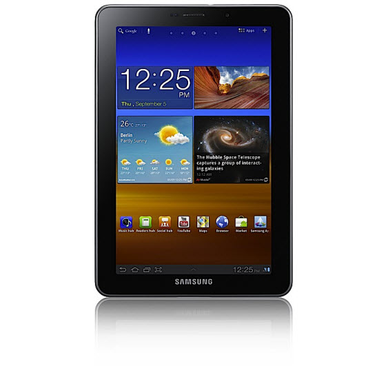 Convert Video to Galaxy Tab 7.7